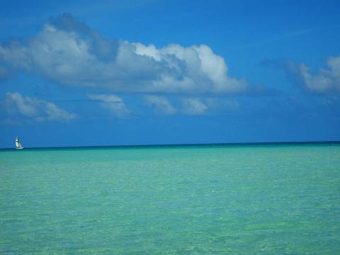 Beach in Cayo Santa Maria
